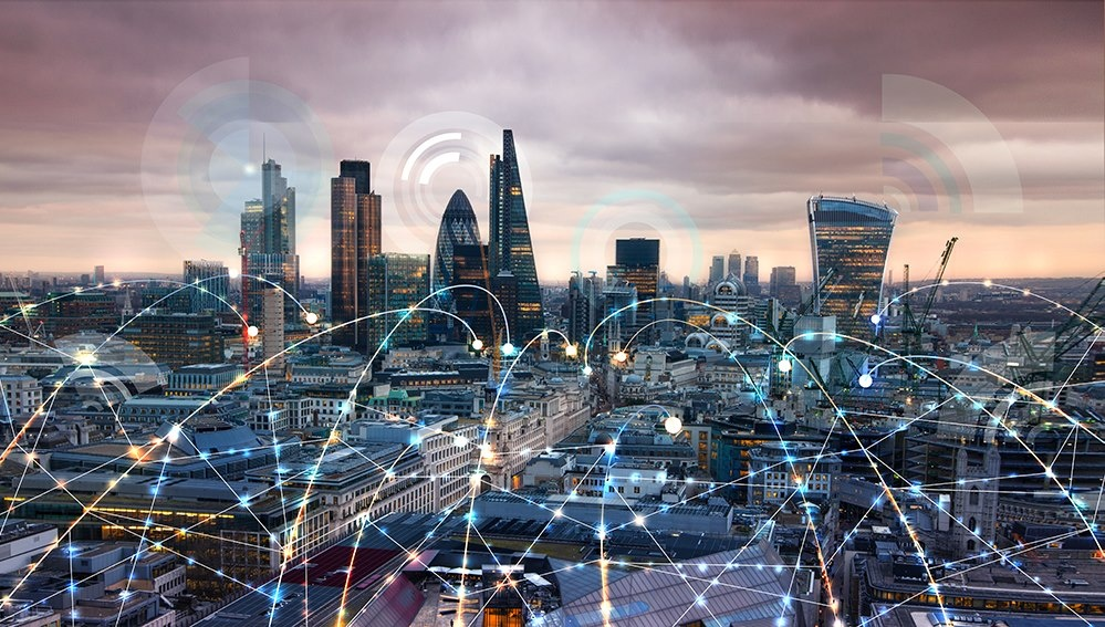 Future Perfect: How high-tech is spreading across London