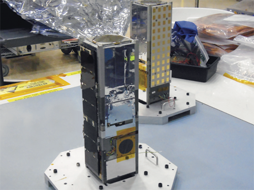 CAT (CubeSat Assessment and Test)