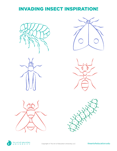 Invading Insect Inspiration - FLEX Assessment