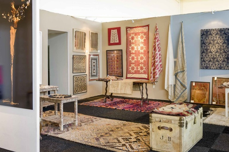 Decorative Antiques & Textiles Fair at Battersea Park: Revamp your home with period design