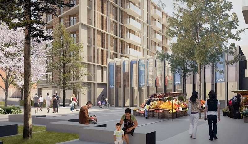 New NHS health centre to open in 3 years in Battersea Power Station