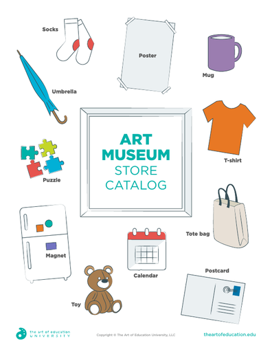 Art Museum Store Catalog - FLEX Resource
