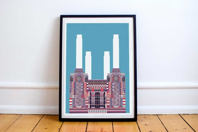 The Battersea Power Station Design Store has arrived