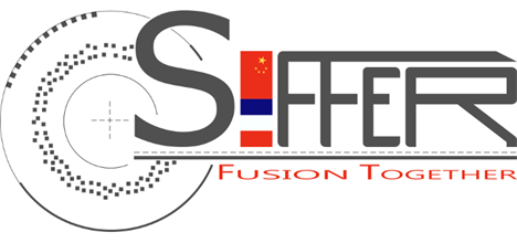 SIFFER (Sino-French Fusion Energy Center) logo