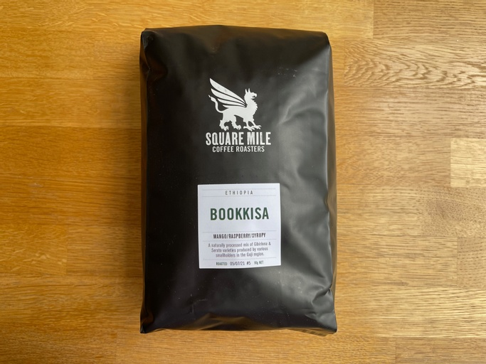 Bookkisa by Square Mile