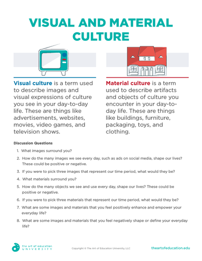 Visual and Material Culture - FLEX Resource