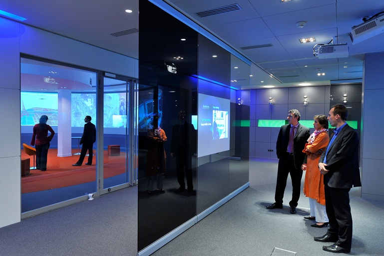 image Showroom Thales - Vélizy-villacoublay