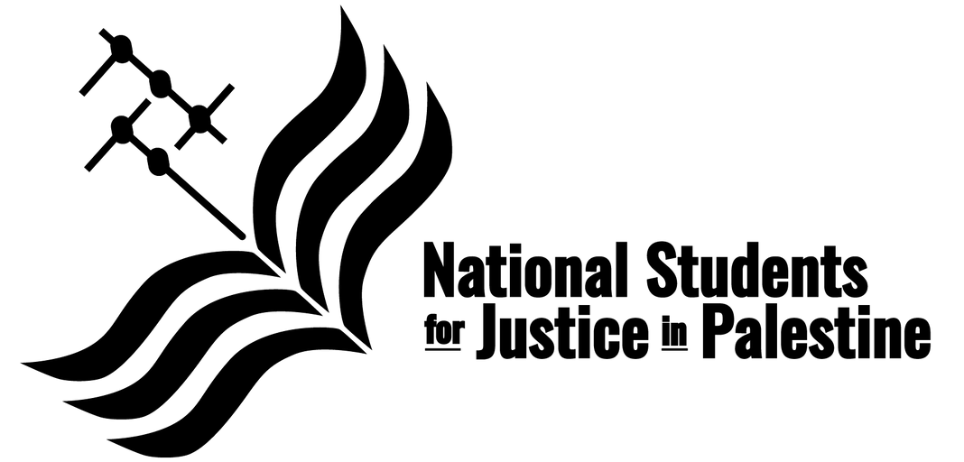 National Students for Justice in Palestine logo