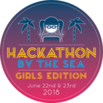 Hackathon By The Sea: Girls Edition logo