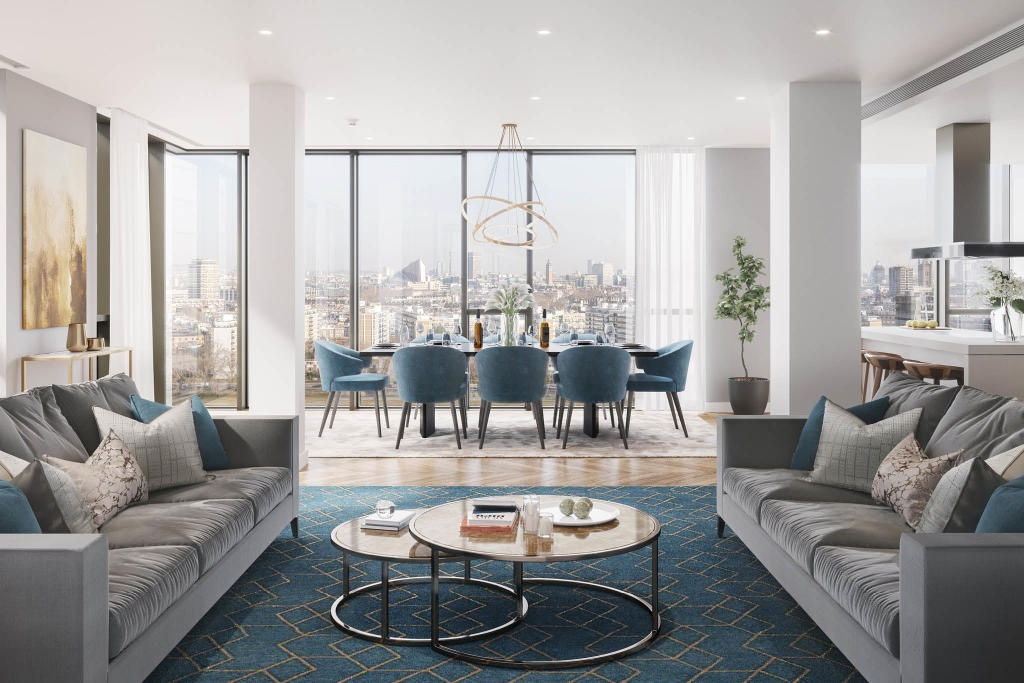Let's Unveil an Ultra-Luxury Apartment for Sale at Battersea Power Station
