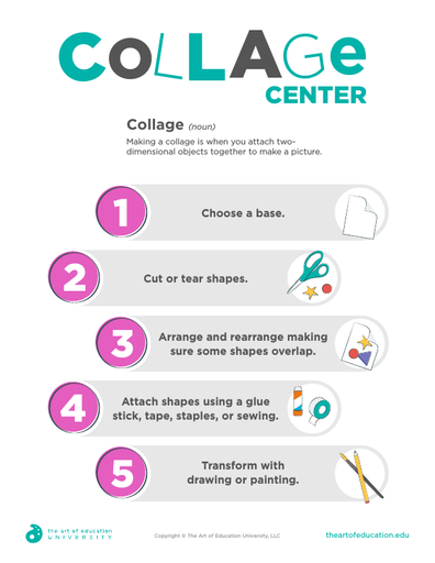 Collage Center - FLEX Resource