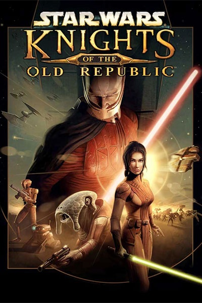 Star Wars : Knights of the Old Republic Remake