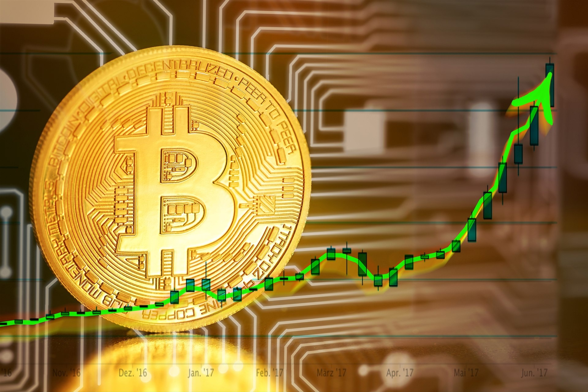 The Rise of Bitcoin: Will real estate embrace the cryptocurrency?