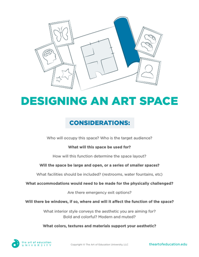 Designing an Art Space - FLEX Assessment