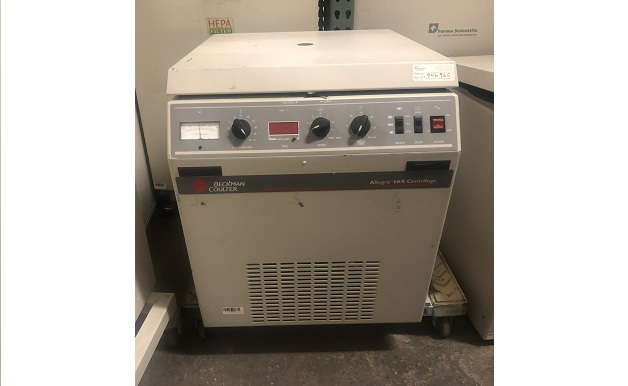 Beckman Coulter ALLEGRA-6KR Refrigerated Floor Model Centrifuge