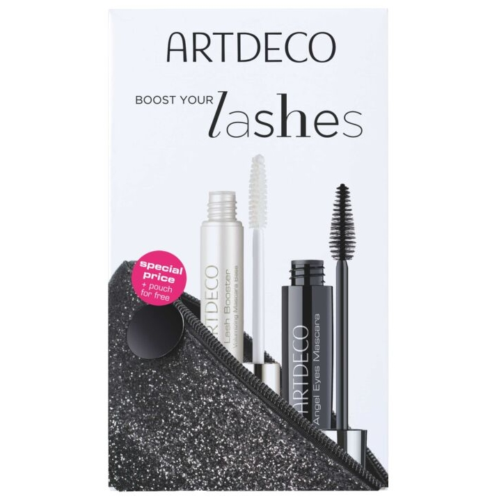 Boost your lashes - coffret mascara
