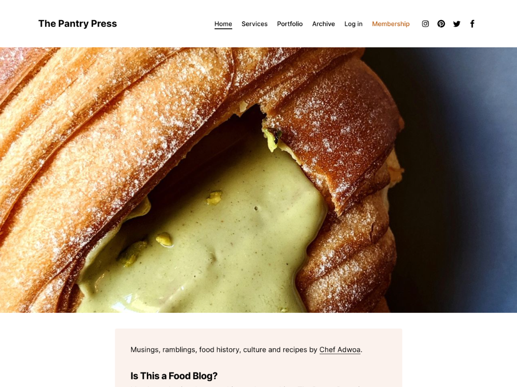 The Pantry Press