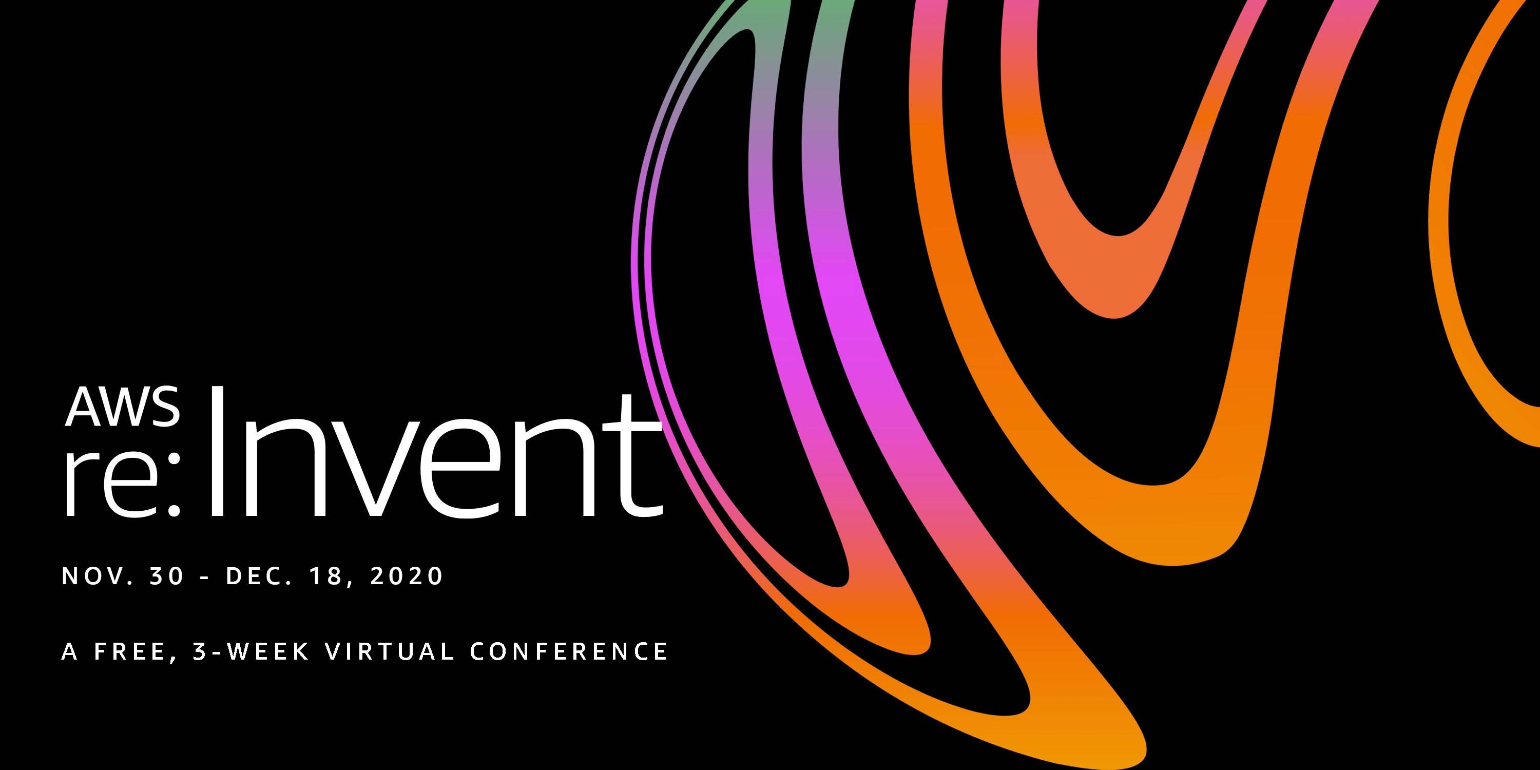 Logo of AWS re:Invent