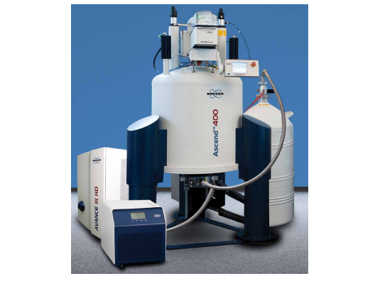 Bruker BioSpin Avance III HD 400 High Performance Digital NMR Spectrometer