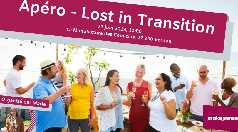 Image of the event : Apéro - Lost in transition