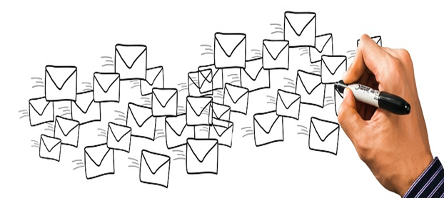 Anonymous file transfer using disposable mail