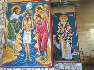 Traditional Orthodox paintings and icons