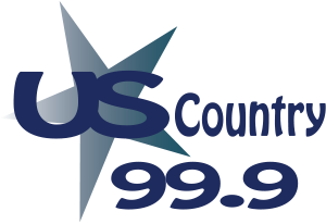US Country 99.9 logo