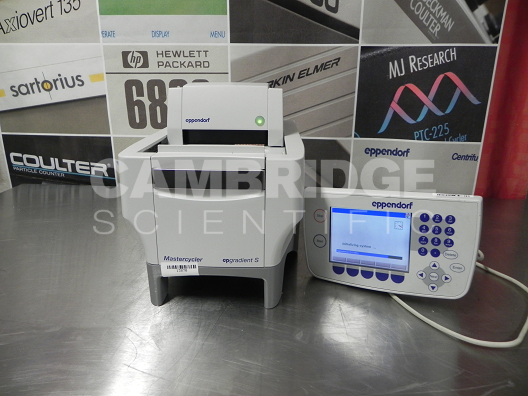 Eppendorf Mastercycler EP Gradient w/ 5340 Controller PCR / Thermal Cycler
