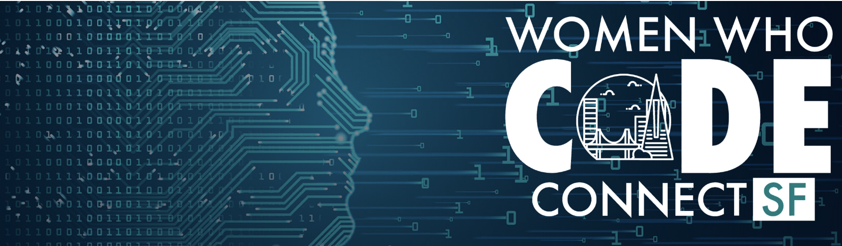 Logo of Women Who Code Connect 2020