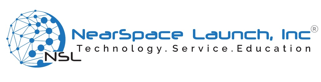 Near Space Launch logo