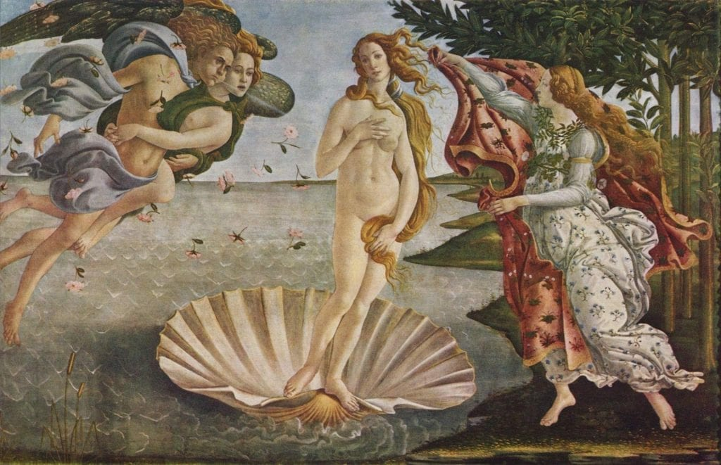 Florence Guide Botticelli