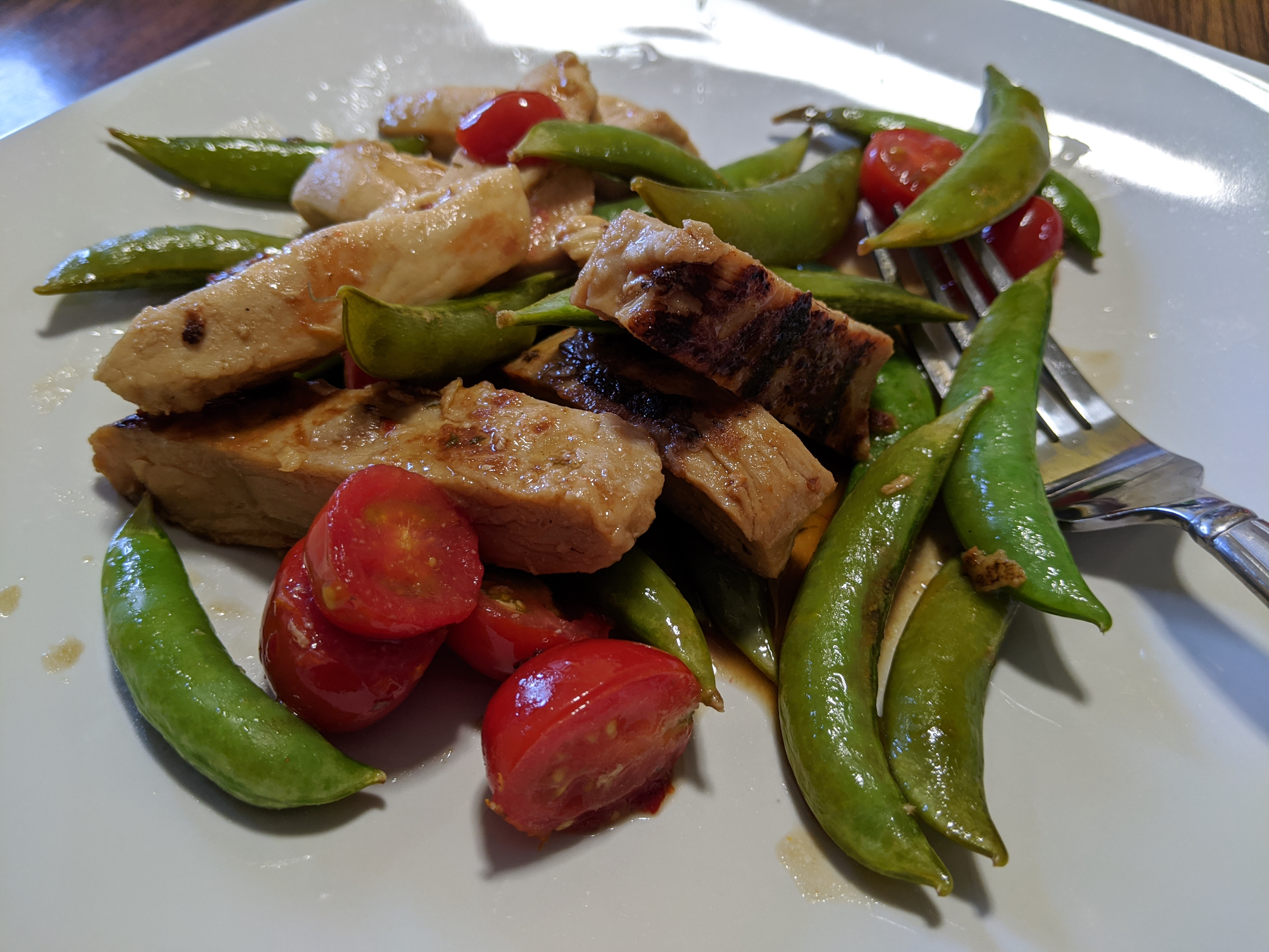 Image of Balsamic Chicken and Vegetables