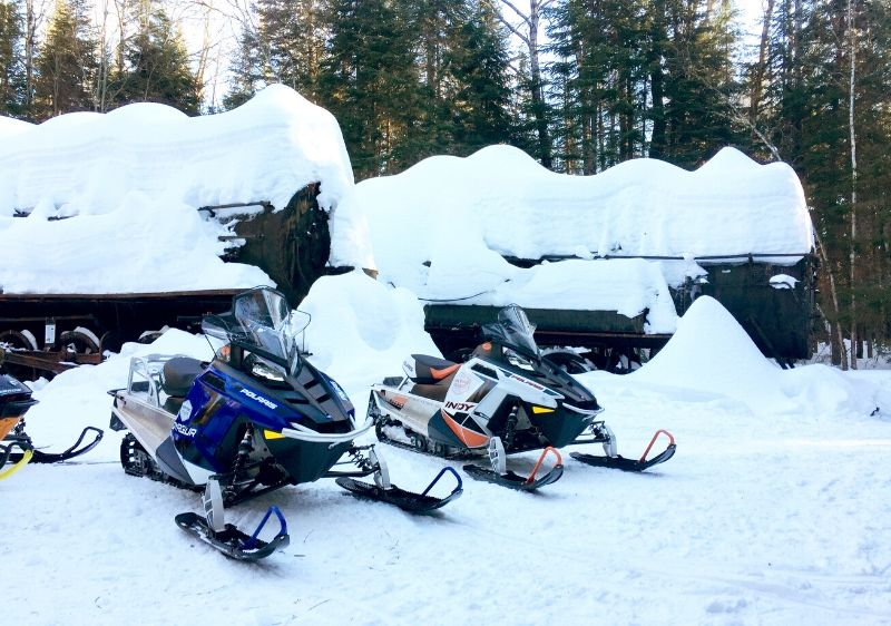 Polaris-Snowmobiles