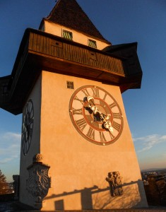 Uhrturm, Clock Tower