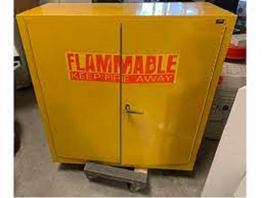 Lab Safety Supply 2328 Flammable Cabinet