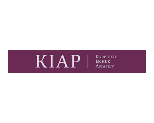 KIAP (KORELSKIY, ISCHUK, ASTAFIEV AND PARTNERS, ATTORNEYS AT LAW