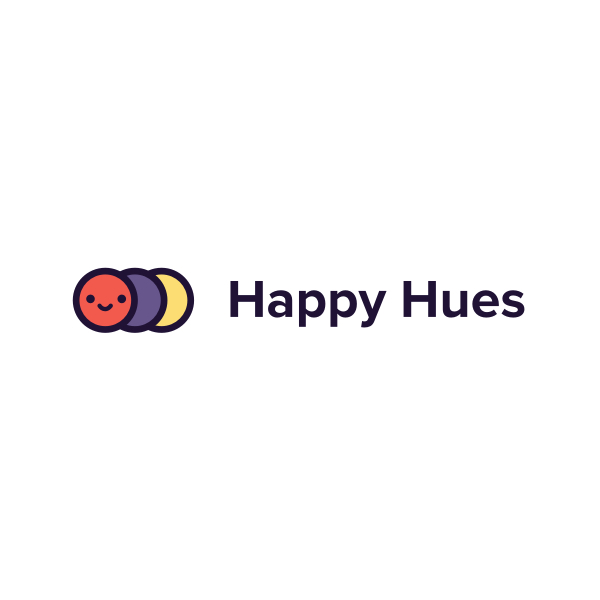 Logo Happy Hues