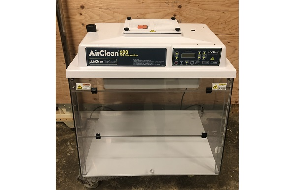 AirClean Systems AirClean 600 - AC632LFUVC PCR Workstation