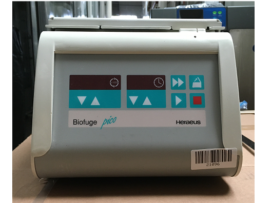 Kendro Biofue Pico Microcentrifuge