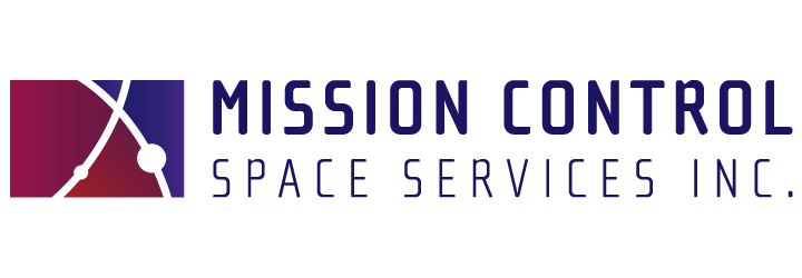Mission Control Space Services logo