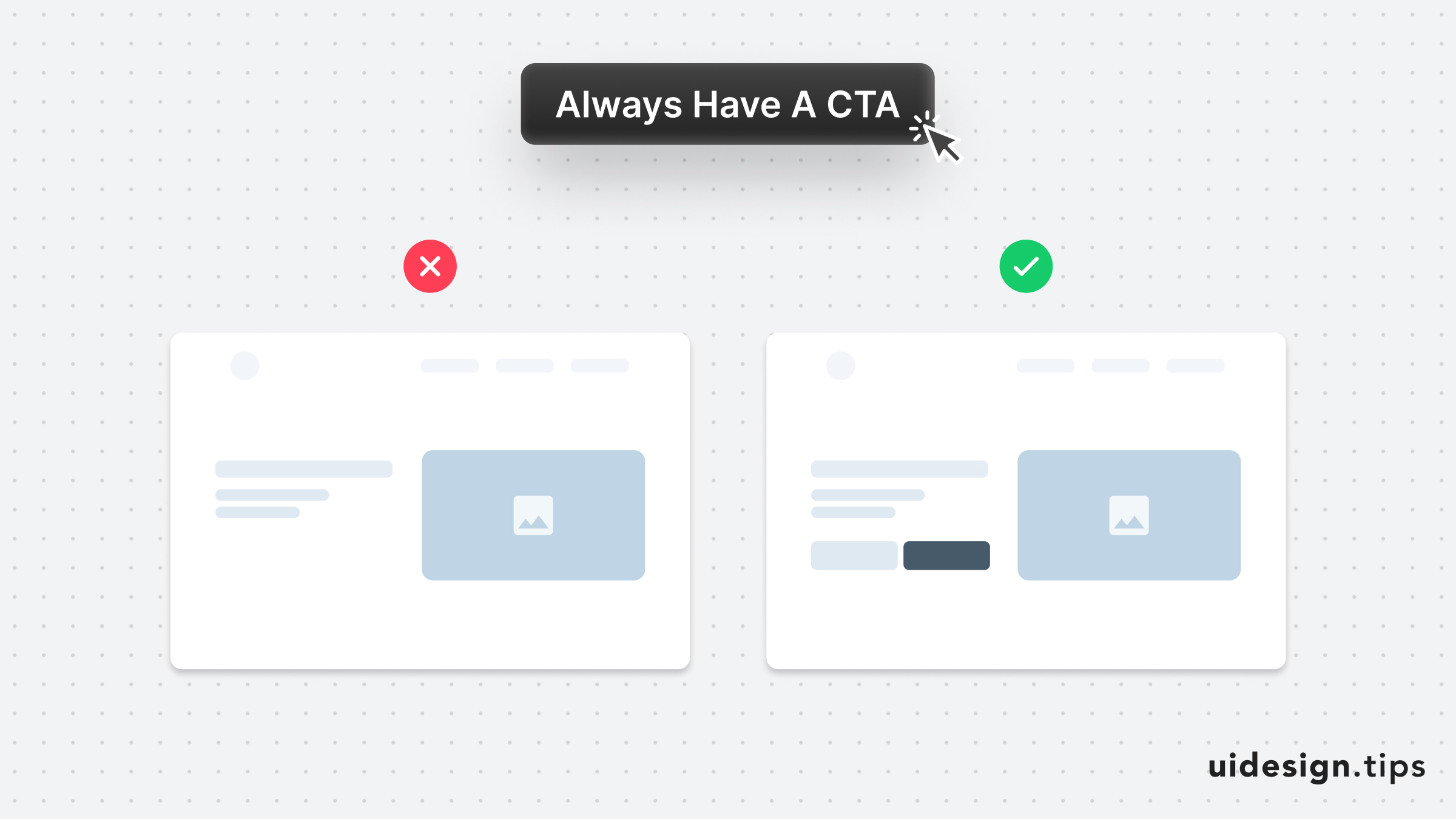 Always Have A CTA