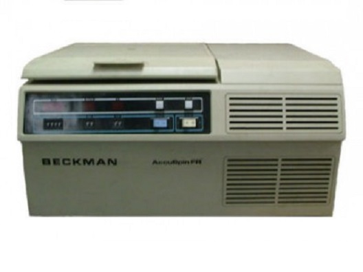 Beckman Scientific Inc. Accuspin Benchtop Centrifuge