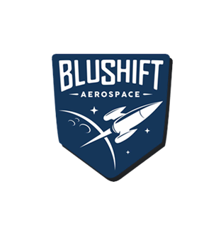 bluShift Aerospace logo