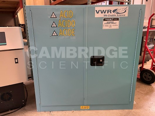 VWR 89522-642 Safety Storage Cabinet