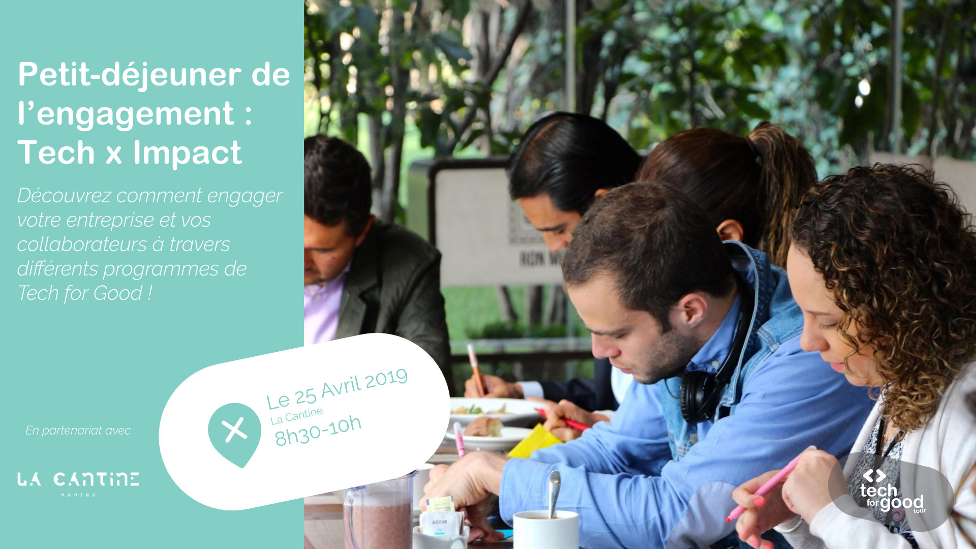 Image of the event : 👊 Donner du sens : la solution pour engager vos talents 🚀 !