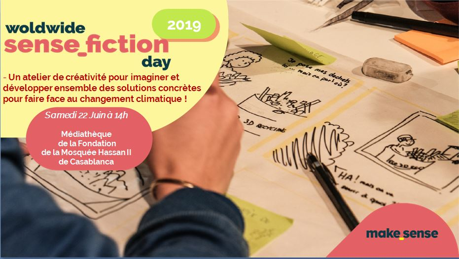 Image de l'événement : WorldWide SenseFiction Day 2019