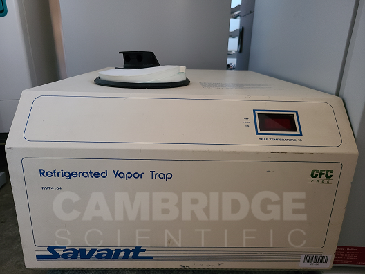 Savant RVT4104 Refrigerated Vapor Trap Speedvac