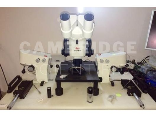 Leica Wild M10 Stereo/Dissecting Microscope