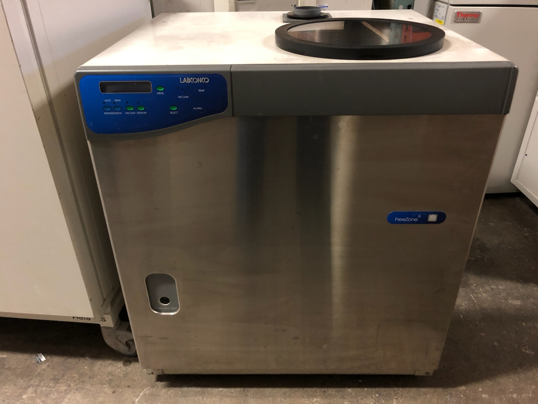 Labconco Freezone 6  Console Freeze Dryer