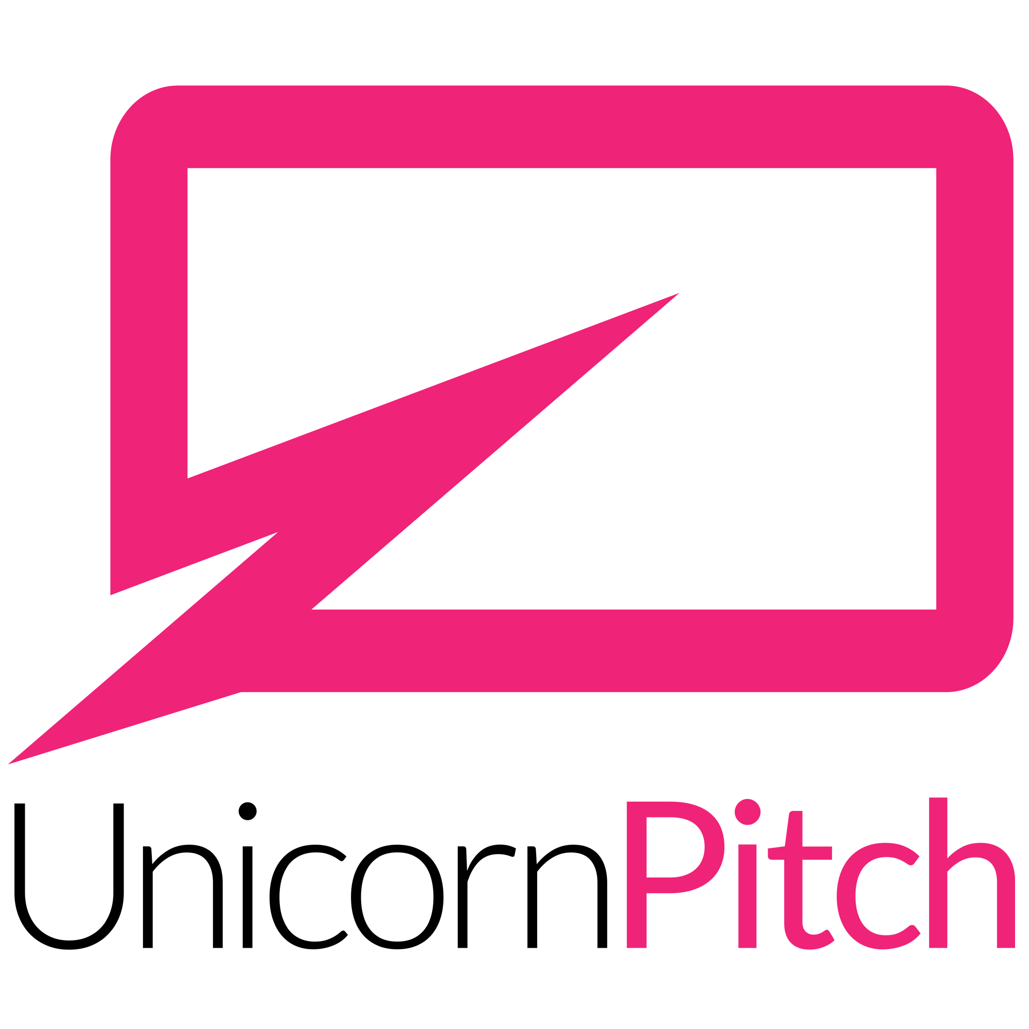 Unicorn Pitch